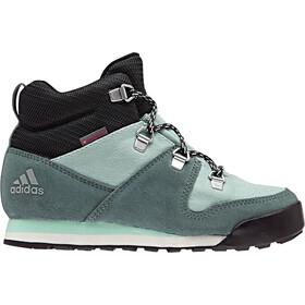 adidas TERREX SnowPitch Lapset kengät , sininen/musta